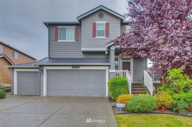 15505 80th Avenue Ct E, Puyallup, WA 98375 (#1668091) :: Becky Barrick & Associates, Keller Williams Realty