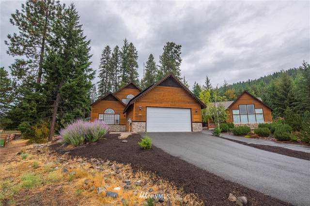 280 Tiger Lily Lane, Ronald, WA 98940 (#1668109) :: Hauer Home Team