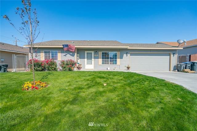 106 E Linden Avenue, Moses Lake, WA 98837 (#1668125) :: Pickett Street Properties