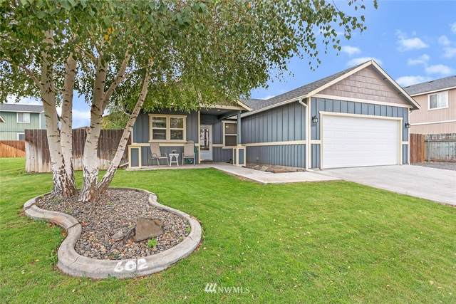 602 N Florida Street, Moses Lake, WA 98837 (#1668152) :: Engel & Völkers Federal Way