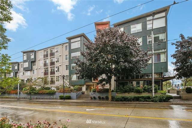 425 23rd Avenue S A316, Seattle, WA 98144 (#1668180) :: Ben Kinney Real Estate Team