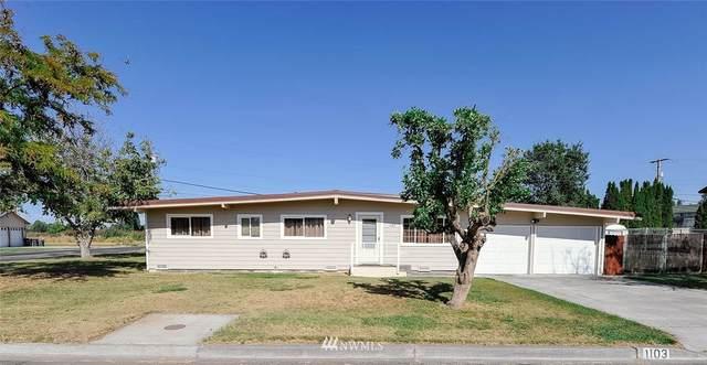 1103 W Vue Street, Moses Lake, WA 98837 (#1668220) :: Ben Kinney Real Estate Team