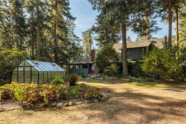 292 Mackaye Harbor Road, Lopez Island, WA 98261 (#1668288) :: Ben Kinney Real Estate Team