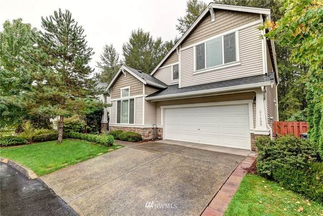 21409 46th Avenue S #135, Kent, WA 98032 (#1668294) :: Better Homes and Gardens Real Estate McKenzie Group