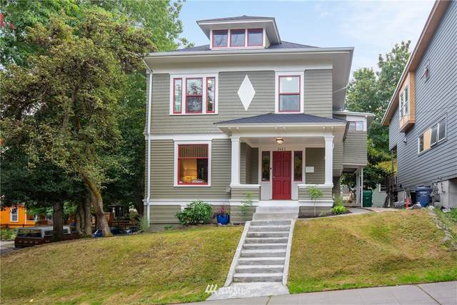 2423 E Spring Street, Seattle, WA 98122 (#1668300) :: Ben Kinney Real Estate Team