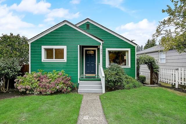 5617 38th Avenue SW, Seattle, WA 98126 (#1668304) :: Ben Kinney Real Estate Team