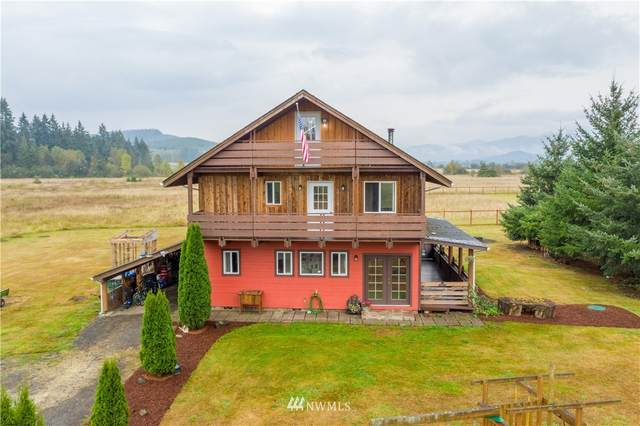 613 Boistfort Road C, Curtis, WA 98538 (#1668311) :: Mike & Sandi Nelson Real Estate