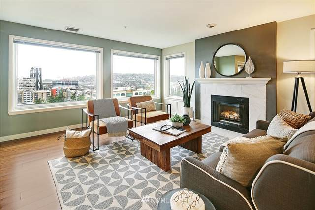 420 Melrose Avenue E #301, Seattle, WA 98102 (#1668362) :: Ben Kinney Real Estate Team