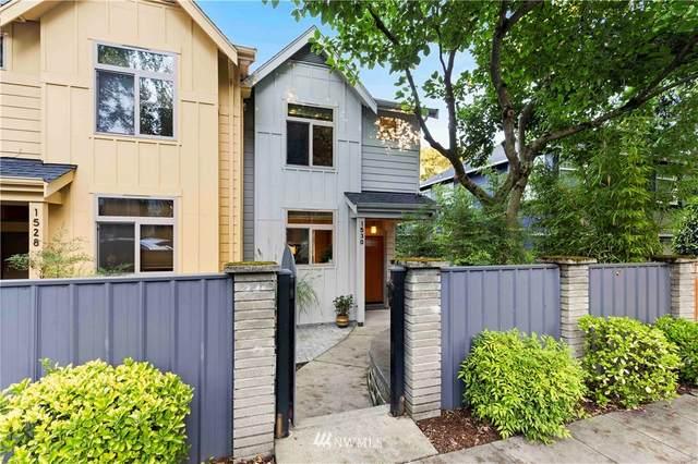 1530 15th Avenue S, Seattle, WA 98144 (#1668401) :: Ben Kinney Real Estate Team