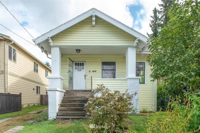 3212 35th Avenue S, Seattle, WA 98144 (#1668410) :: NextHome South Sound