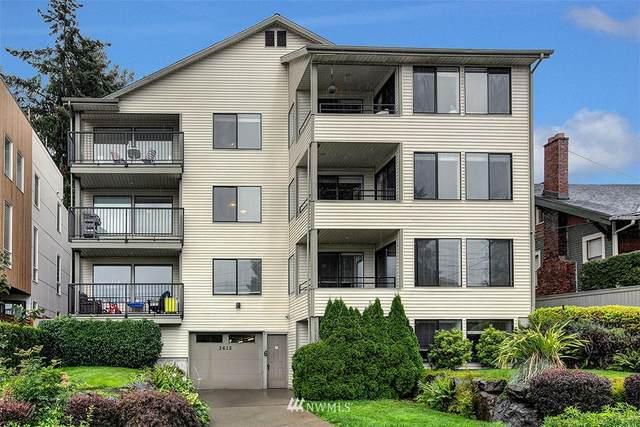 3615 Whitman Avenue N #402, Seattle, WA 98103 (#1668422) :: Ben Kinney Real Estate Team