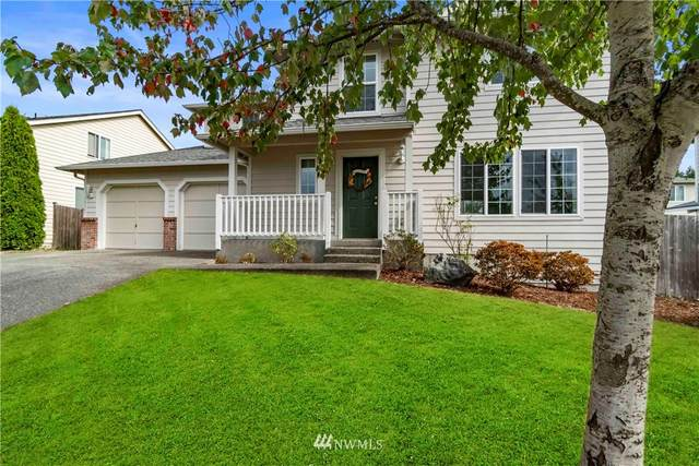 18421 83rd Avenue E, Puyallup, WA 98375 (#1668439) :: Ben Kinney Real Estate Team