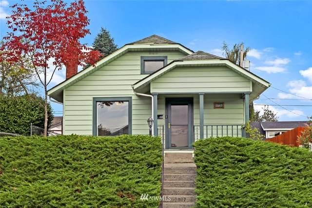 2807 Leonard Drive, Everett, WA 98201 (#1668452) :: Ben Kinney Real Estate Team