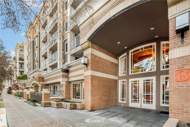 1545 NW 57th Street #310, Seattle, WA 98107 (#1668456) :: Ben Kinney Real Estate Team