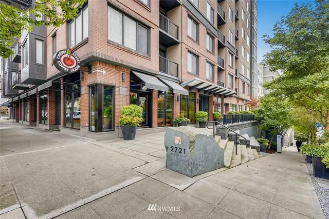 2721 1st Avenue #101, Seattle, WA 98121 (#1668486) :: Urban Seattle Broker