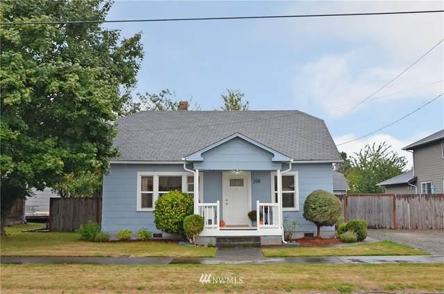 258 S Cottage Street, Buckley, WA 98321 (#1668505) :: Ben Kinney Real Estate Team
