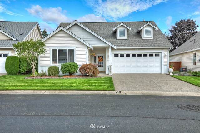 9118 170th Street E, Puyallup, WA 98375 (#1668547) :: Better Properties Lacey