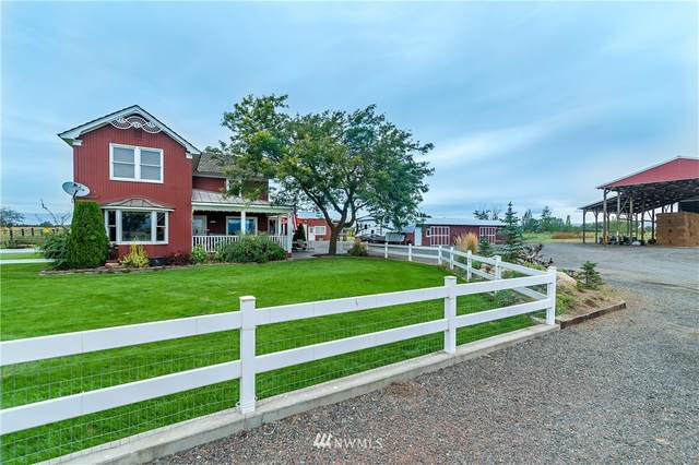 581 Rein Road, Ellensburg, WA 98926 (#1668586) :: The Robinett Group