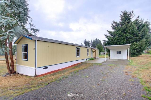 7140 191st Street SW #43, Rochester, WA 98579 (#1668640) :: The Kendra Todd Group at Keller Williams