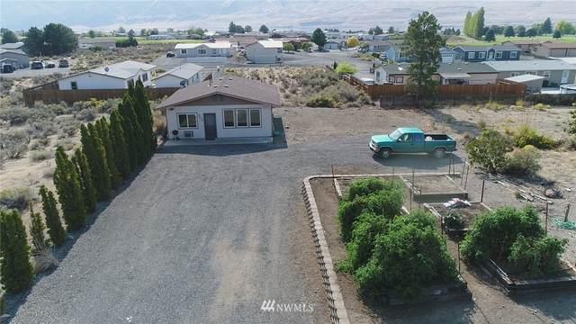 206 Airport Way SW, Mattawa, WA 99349 (#1668647) :: Ben Kinney Real Estate Team