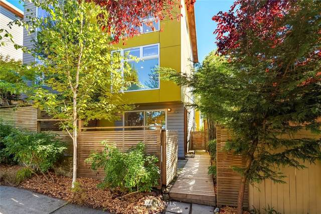 1407 E Fir Street A, Seattle, WA 98122 (#1668664) :: Ben Kinney Real Estate Team