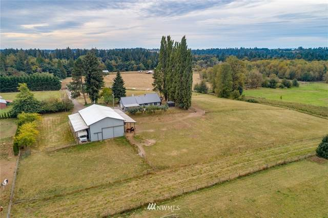 3802 NE Beasley Road, La Center, WA 98629 (#1668672) :: NextHome South Sound
