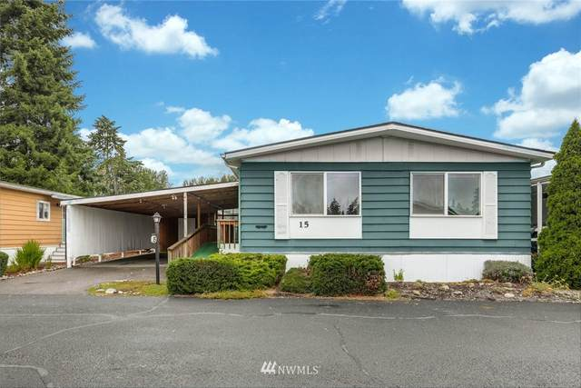 1121 244th Street SW #15, Bothell, WA 98021 (#1668698) :: Mike & Sandi Nelson Real Estate