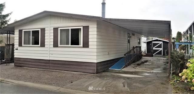 225 NE Ernst Street #75, Oak Harbor, WA 98277 (#1668719) :: Ben Kinney Real Estate Team