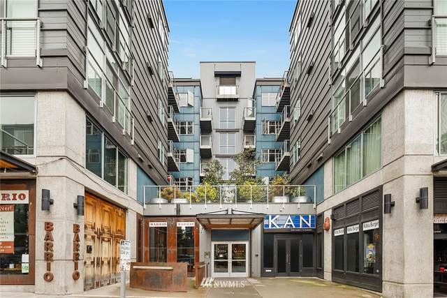 1414 12th Avenue #207, Seattle, WA 98122 (#1668725) :: Northern Key Team