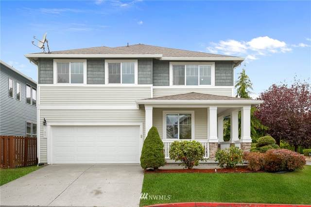 21807 46th Place S #76, Kent, WA 98032 (#1668778) :: Ben Kinney Real Estate Team