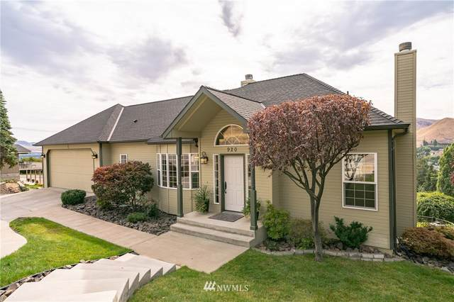 920 Westchester Drive, Wenatchee, WA 98801 (#1668803) :: Ben Kinney Real Estate Team
