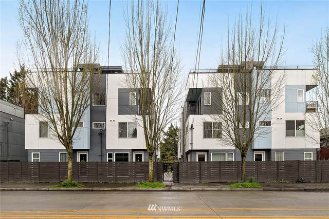 819 S Cloverdale Street C, Seattle, WA 98108 (#1668824) :: Lucas Pinto Real Estate Group