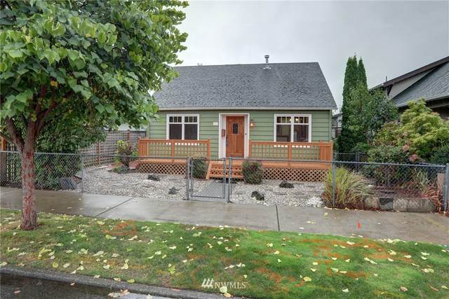 235 Wells Avenue N, Renton, WA 98057 (#1668922) :: Urban Seattle Broker
