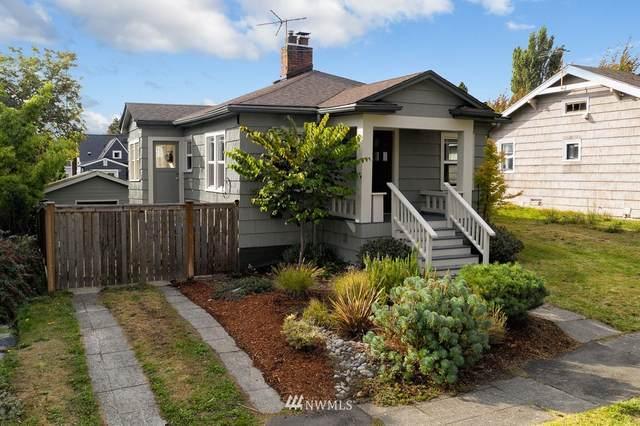 6553 11th Avenue NW, Seattle, WA 98117 (#1668950) :: Ben Kinney Real Estate Team