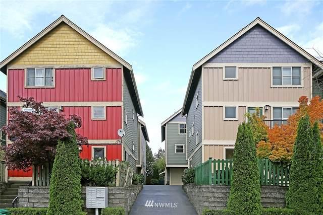 838 NW 52nd Street A, Seattle, WA 98107 (#1668968) :: Ben Kinney Real Estate Team