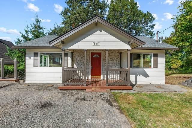 661 NE Franklin Avenue, Chehalis, WA 98532 (#1668984) :: Better Properties Lacey