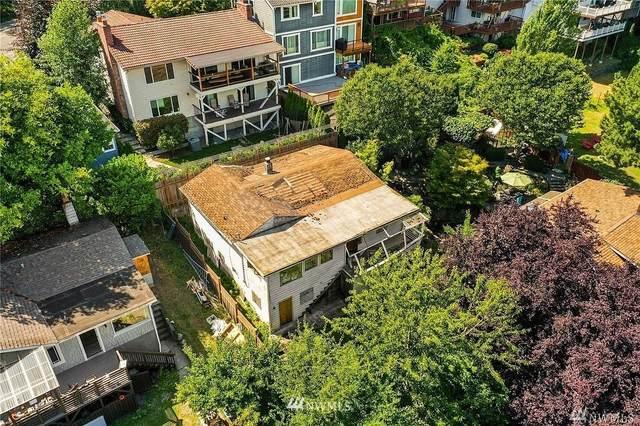 3053 33rd Avenue SW, Seattle, WA 98126 (#1668986) :: Ben Kinney Real Estate Team