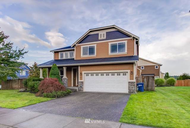 18507 112TH Avenue E, Puyallup, WA 98374 (#1668988) :: Mike & Sandi Nelson Real Estate