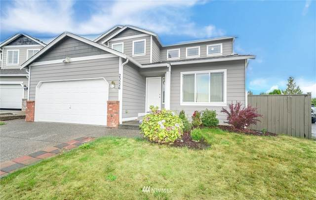 25526 159th Court SE, Covington, WA 98042 (#1669017) :: Beach & Blvd Real Estate Group