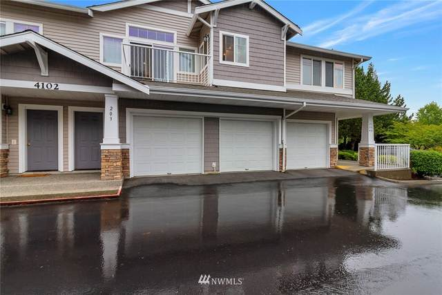 4102 S 222nd Place #203, Kent, WA 98032 (#1669019) :: NextHome South Sound
