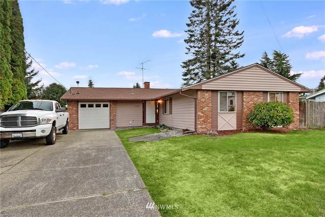 11739 SE 166th Place, Renton, WA 98058 (#1669049) :: Ben Kinney Real Estate Team