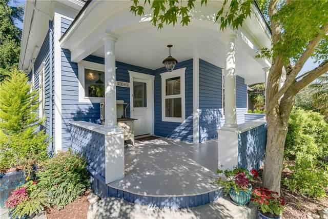 5843 Mckinley Place N, Seattle, WA 98103 (#1669062) :: Ben Kinney Real Estate Team