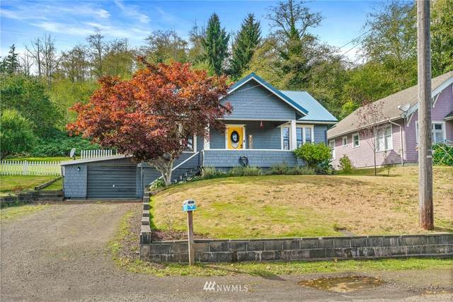 610 Barnhart Street, Raymond, WA 98577 (#1669066) :: Ben Kinney Real Estate Team