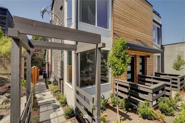 7111 California Avenue SW C, Seattle, WA 98136 (#1669088) :: Becky Barrick & Associates, Keller Williams Realty