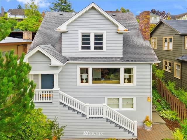 4130 42nd Avenue NE, Seattle, WA 98105 (#1669103) :: McAuley Homes