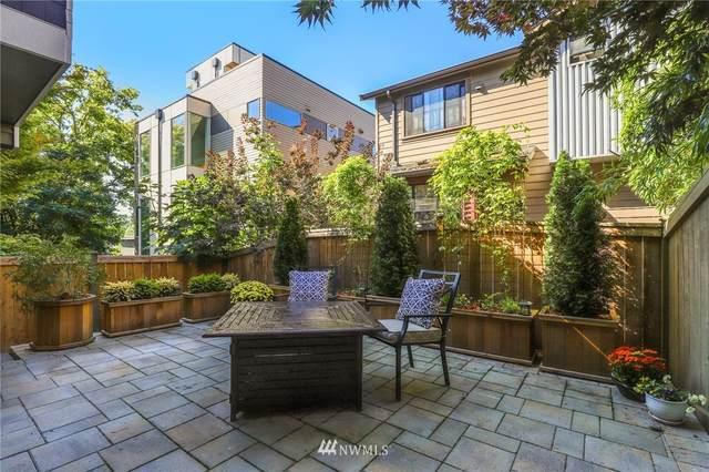 3811 Evanston Avenue N B, Seattle, WA 98103 (#1669125) :: Ben Kinney Real Estate Team
