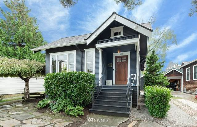 515 W Pleasant Place, Seattle, WA 98119 (#1669185) :: Better Homes and Gardens Real Estate McKenzie Group