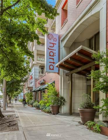 1530 NW Market Street #206, Seattle, WA 98107 (#1669205) :: Ben Kinney Real Estate Team