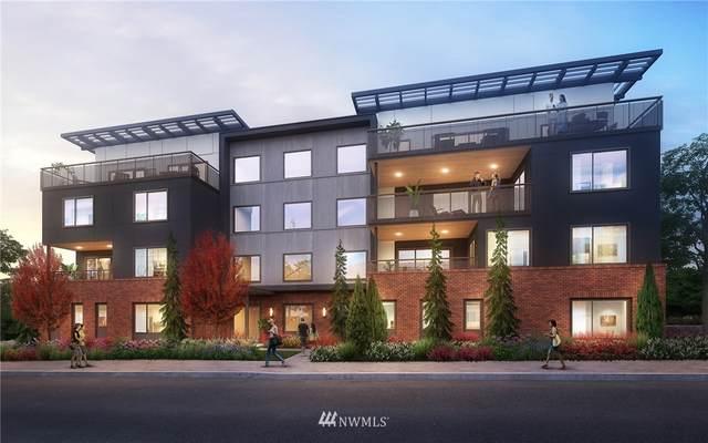 15516 NE 15th Place #17, Bellevue, WA 98007 (#1669220) :: Ben Kinney Real Estate Team