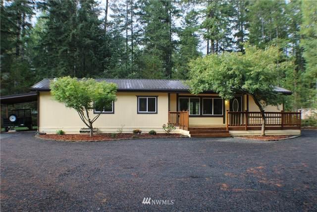 121 N Buckhorn Way, Hoodsport, WA 98548 (#1669222) :: Ben Kinney Real Estate Team